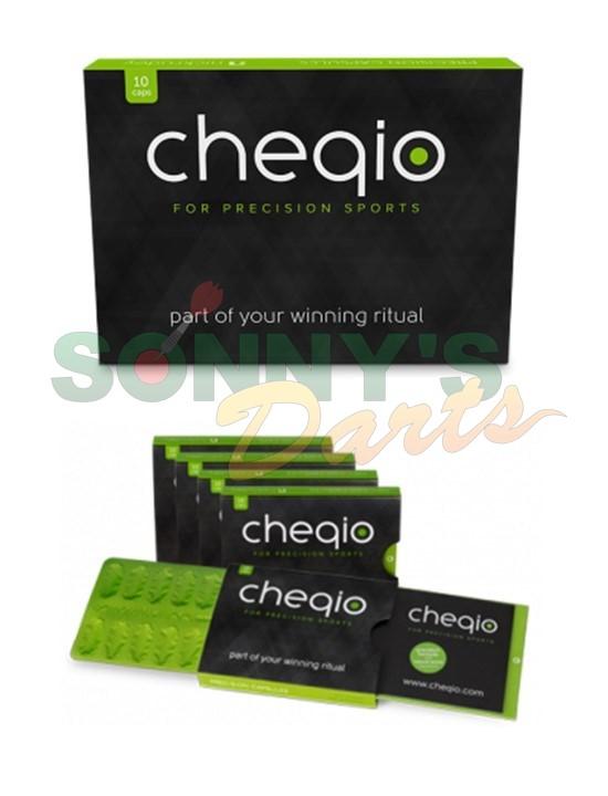 Cheqio Capsules 5-pack+