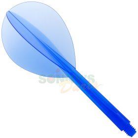 Blue Teardrop L