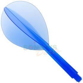 Blue Teardrop M