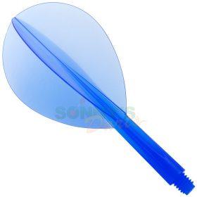 Blue Teardrop S