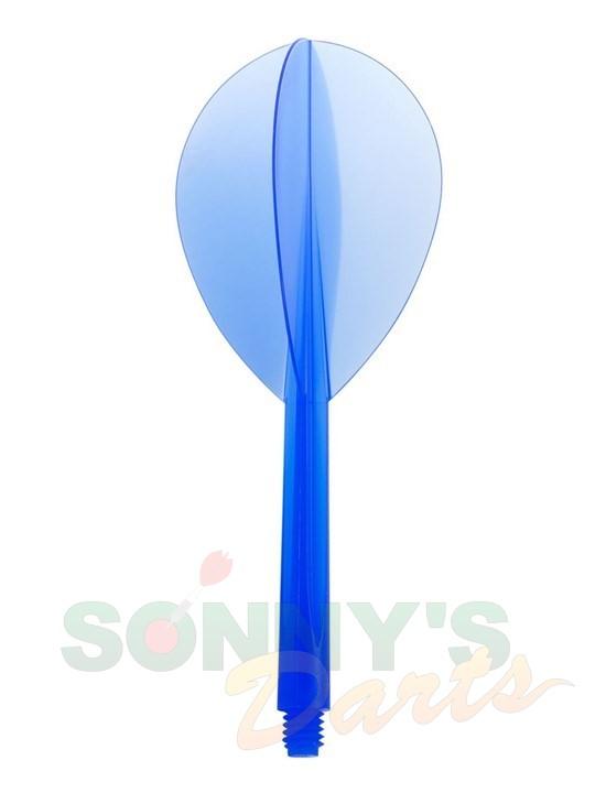 Blue Teardrop