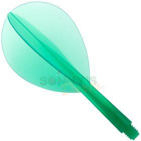 Green Teardrop S