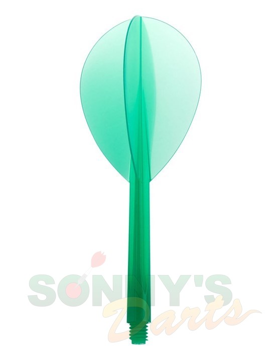 Green Teardrop