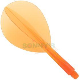 Orange Teardrop S