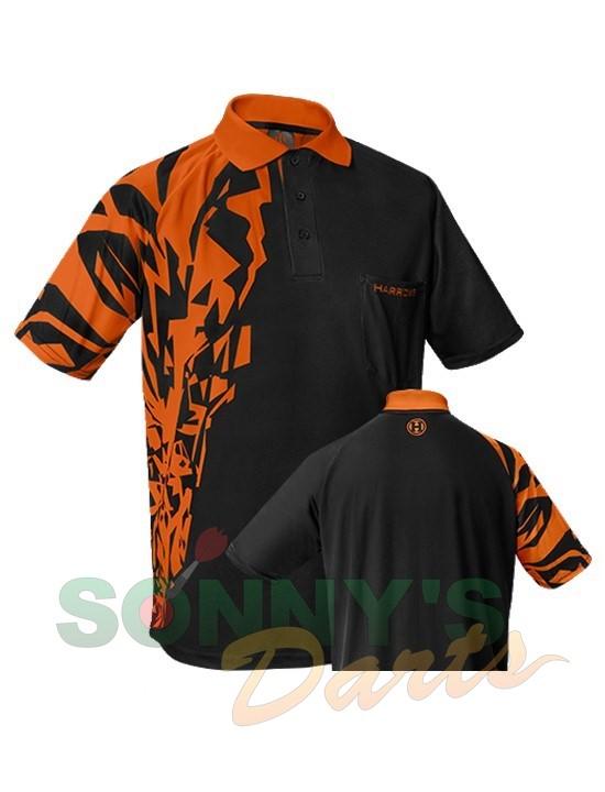 Rapide Black-Orange+