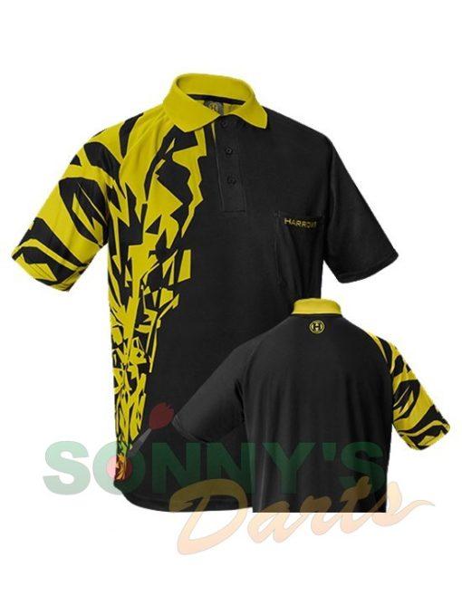Rapide Black-Yellow+