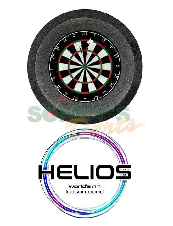 helios dartsurround verlichting sonnys darts