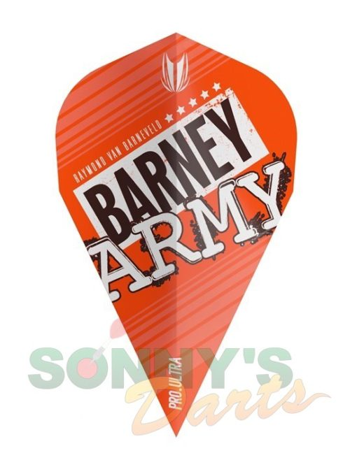 Barney Army Pro Ultra Orange Vapor+