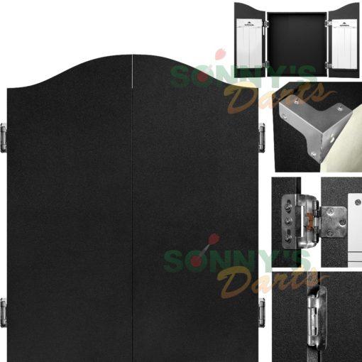 Cabinet Black Full+
